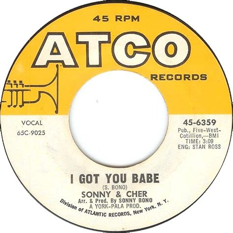 i got you babe sonny and cher top of the pops 1965 1965 all charts weekly top 40