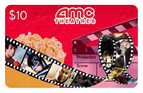 Theater Gift Cards - lenticular gift card w movie theatres film reel lantor
