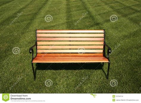 picture of a park bench park bench stock images image 10734114