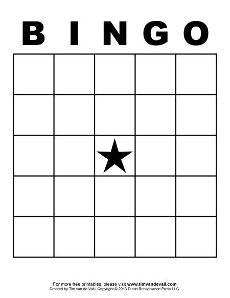 Blank Bingo Card Template 4x4 by Best 25 Bingo Card Template Ideas On Blank
