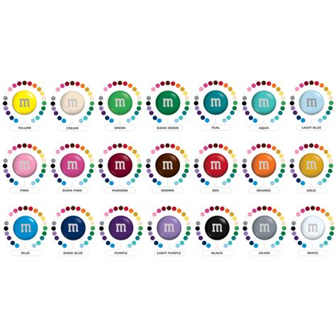 m and m colors single colors m ms 5 lb bag candywarehouse
