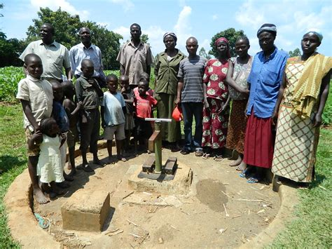 Detox Programs In Kenya by The Water Project Kenya Eshiandukusi Primary School