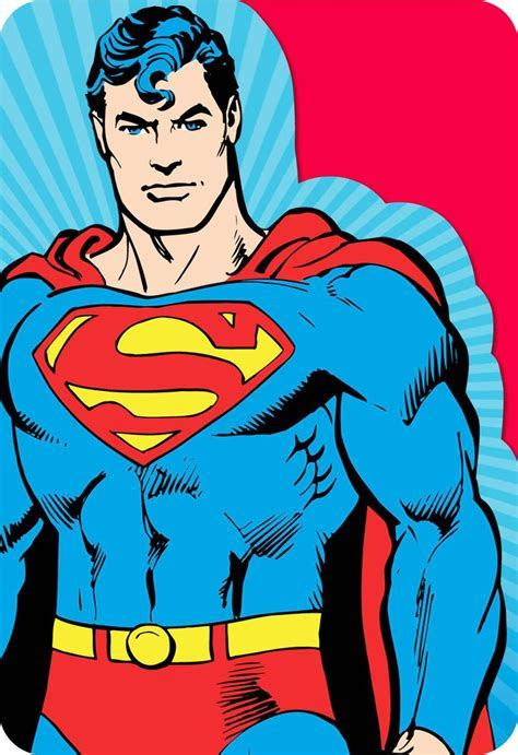 Superman? Mega Awesome Birthday Card   Greeting Cards