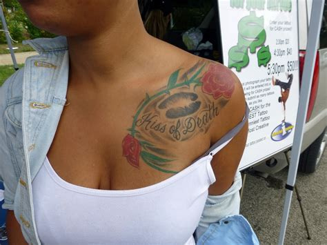 places for tattoos best places to get a for