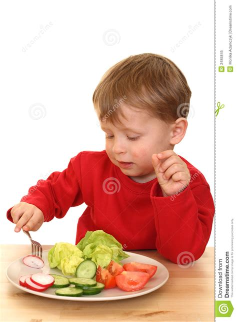 vegetables boys boy and vegetables royalty free stock photo image 2485845