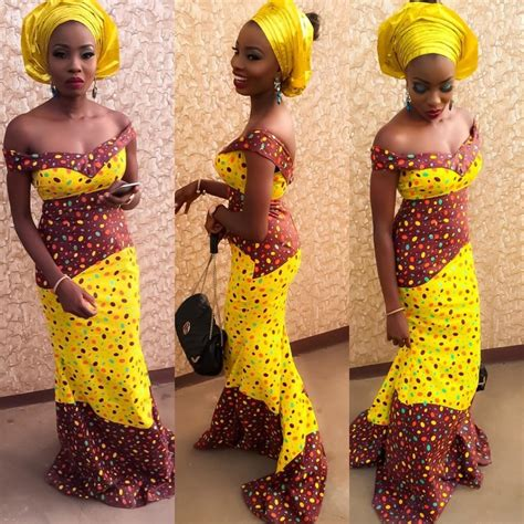 latest niger styles latest nigerian wedding asoebi styles