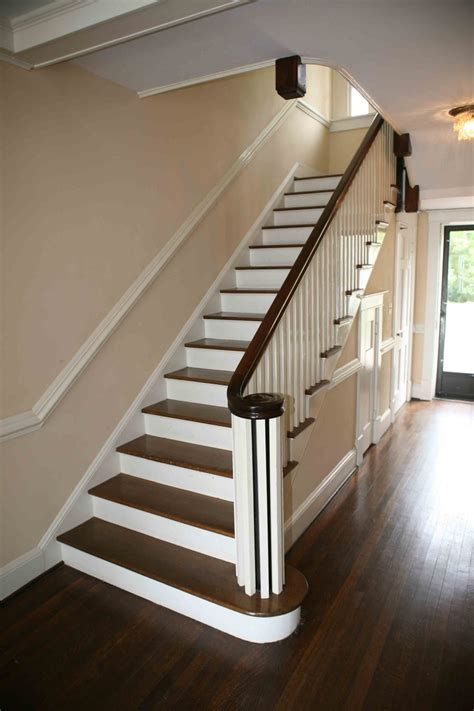 Chair Rail Up Stairs by 17 Best Images About Moulding Ideas On Tvs