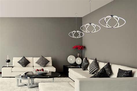lamparas modernas de salon da luz  tu hogar blog