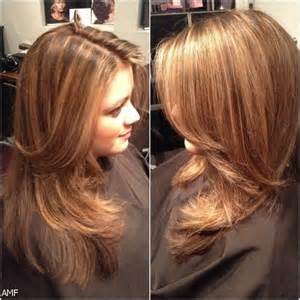 caramel color highlights black hair with caramel highlights 2015 2016