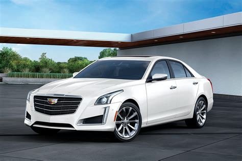 Cadillac Cts 2017 Cadillac Cts Reviews And Rating Motor Trend