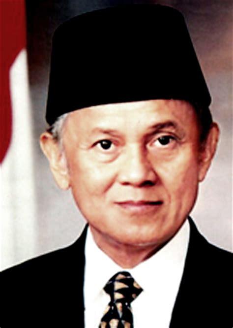 biografi bj habibie english biografi presiden indonesia dari pertama sai sekarang