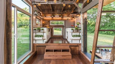 Interior Of Shipping Container Homes Tiny Homes 24