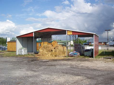 Hay Shed Cost by Installed Metal Garages Sizes And Prices Quotes
