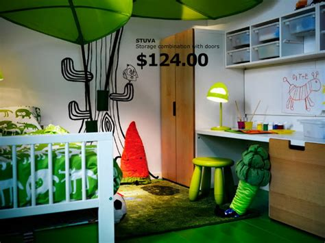 Childrens Bedroom Ideas Ikea Ikea Rooms Catalog Shows Vibrant And Ergonomic Design Ideas