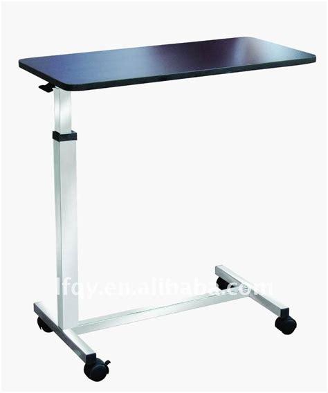 hospital bed tables adjustable best 25 hospital bed table ideas on