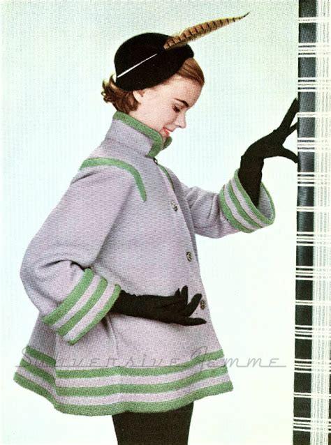 swing coat pattern free the vintage pattern files 1950 s knitting paris