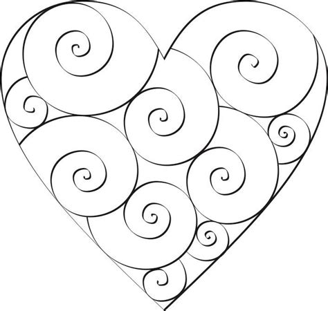 heart embroidery pattern heart embroidery pattern bead embroidery pinterest