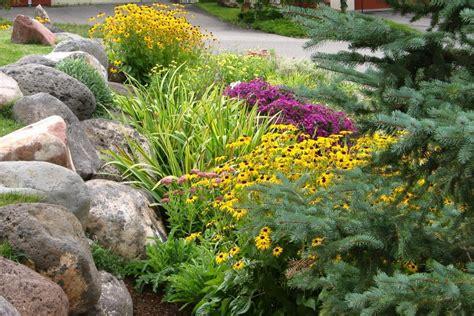 Rock Garden South Low Water Rock Gardens Hgtv