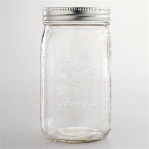 what is a jar quart wide jars set of 12 world market