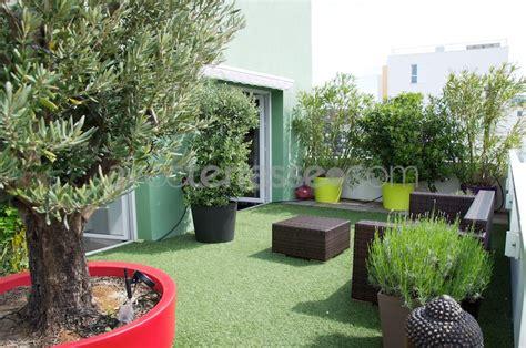 Amenagement Terrasse Exterieure Appartement 2294 by D 233 Coration Terrasse D Appartement