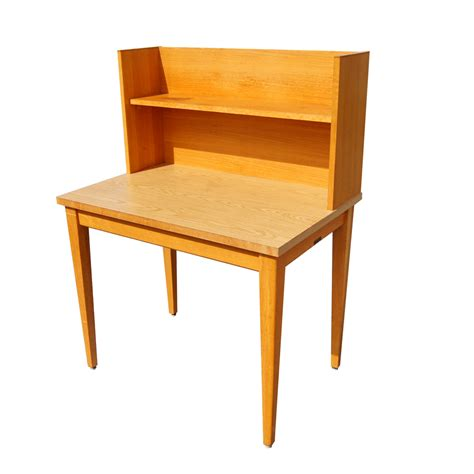 Library Desk by 3ft Vintage Mid Century Gaylord Library Desk Ebay