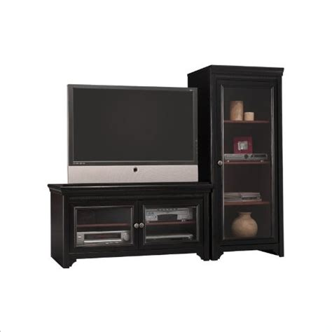 bush furniture stanford audio rack cabinet bush furniture