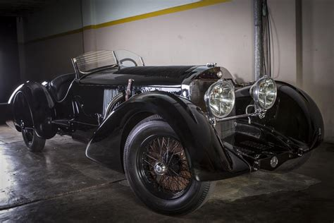 mercedes ssk count trossi 1969 mercedes ssk count trossi evocation coys of
