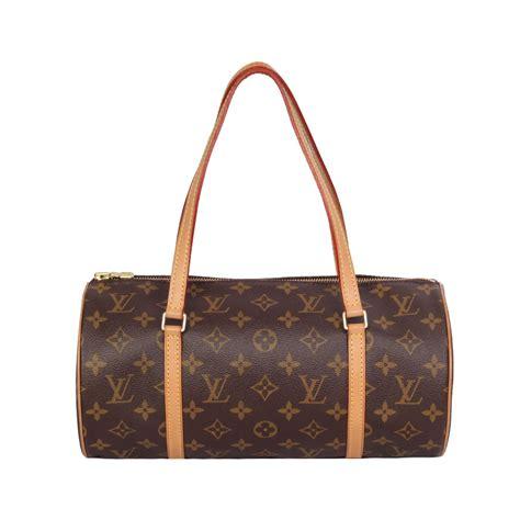 louis vuitton monogram papillon handbag  luxity