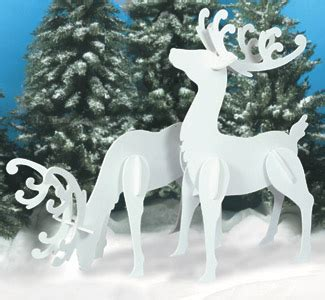 pattern for wood reindeer large white reindeer wood patterns one christmas one of