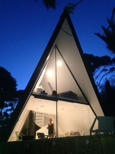 moon to moon a frame triangle houses 220 best cottages cabins bunkies small spaces with big