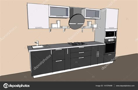 cucina in 3d stunning disegnare cucina 3d photos skilifts us