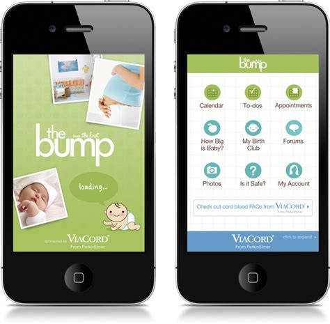 design project iphone app design danielle garner the bump app for iphone portfolio of danielle pacheco
