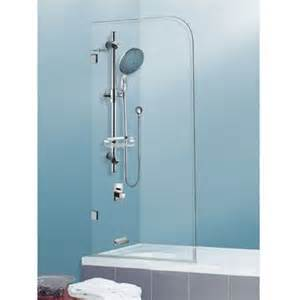 Glass Shower Screen For Bath Euro Ml240 700x1450mm Fix Bath Screen With 10mm Toughen Glass