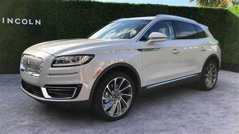lincoln up 2019 lincoln nautilus picks up where mkx left