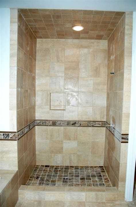 bathroom tile ideas for shower walls tile shower designs best home ideas