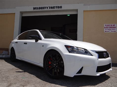lexus gs350 f sport lowered velocity factor 2015 lexus gs350 f sport tanabe