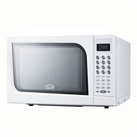 Multi Power Kitchen summit sm901wh 17 75 quot multi power microwave 0 7 cu ft white