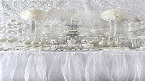 all white decorations all white theme ideas silver decorations