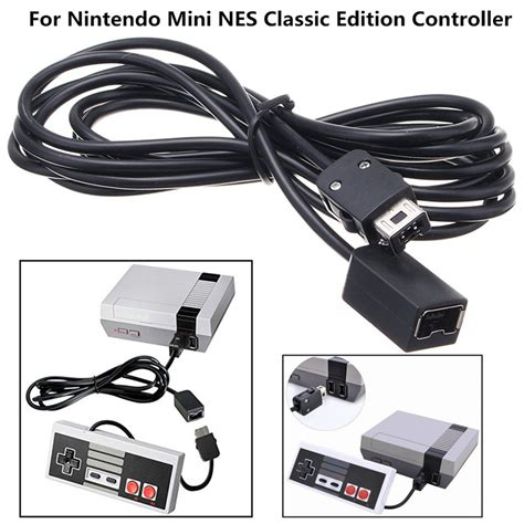 Nintendo Nes Mini Kabel Ekstensi 18m kabel ekstensi controller nitendo mudahkan anda mainkan