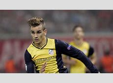 The rise of Antoine Griezmann: Too short to reach the top ... Football Roster
