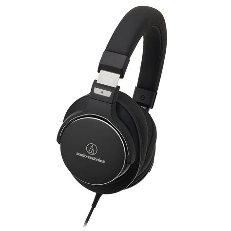 Headphone Audio Technica Ath Msr7nc High Resolution Active Noise Cancelling