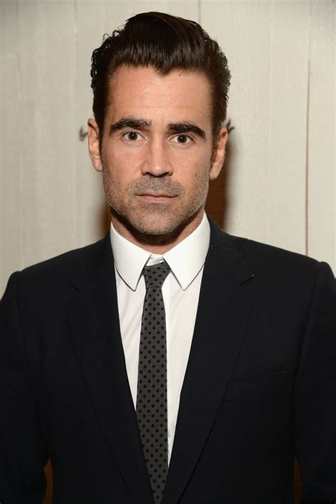 New From Farrell by Colin Farrell On The Lobster And Fantastic Beasts Time