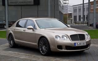 Bentley Flying Spur 2008 2008 Bentley Continental Flying Spur Pictures