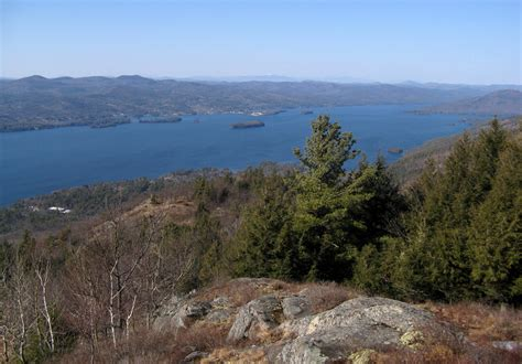 Pilot Knob Lake George pilot knob is an awful hike there s really no reason for