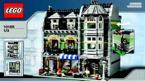 Collector House by 10185 Lego Green Grocer Creator Expert Instruction