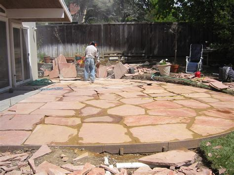 Limestone Or Sandstone Patio by Decomposed Granite Patio Home Design Ideas And Inspiration