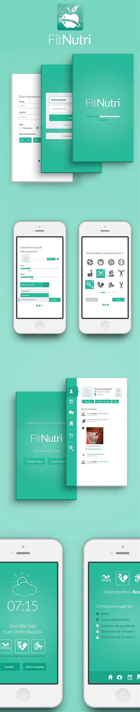 layout app mobile 14 best images about mobile app design on pinterest