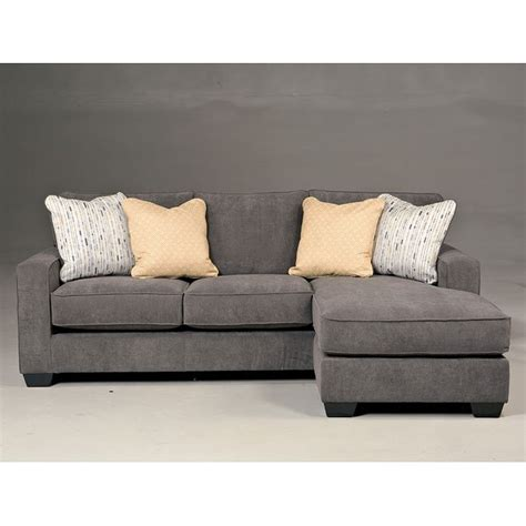 ashley couch with chaise hodan marble sofa chaise signature design by ashley