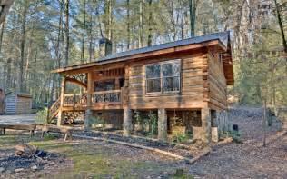 blue ridge cabins rustic exterior atlanta