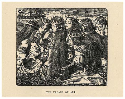 the pre raphaelite artists the moxon tennyson new edition 1864